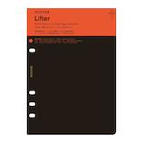 KNOX(ノックス) プロッター リフター A5 PLT0010-A5 77716440 ブラック 2枚入