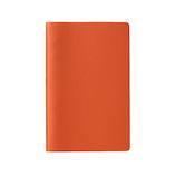 KNOX(ノックス) プロッター シュリンク 6穴リングレザーバインダー バイブル PLT5003 77716492 オレンジ