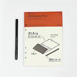 ノックス(KNOX) プロッター ホワイトボードパッド A5 77716546