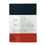 KNOX(ノックス) プロッター ノートパッド A5 77716715 6mm罫線