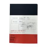 KNOX(ノックス) プロッター ノートパッド A5 77716718 チャートグリット