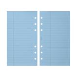 ノックス(KNOX) リーガルパッドメモ バイブル 52176200 ブルー 80枚