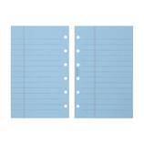 ノックス(KNOX) リーガルパッドメモ ミニ 52376200 ブルー 80枚