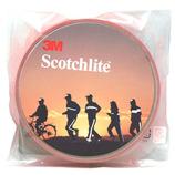 3M スコッチライト 蛍光反射テープ 10mm×2m レッドオレンジ 1174