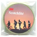 3M スコッチライト 蛍光反射テープ 10mm×2m ライムイエロー 1173