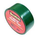3M スコッチ プラスチックテープ 19mm 190 緑
