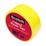 3M スコッチ プラスチックテープ 19mm 190 黄