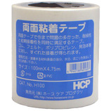 hcp 両面粘着テープ 100mm×4.75m h100