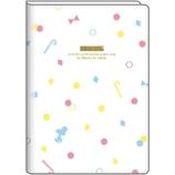 【2018年2月始まり】 デルフィーノ B6手帳 スヌーピー チャーム/ロゴ P-12981
