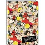 【2018年2月始まり】 デルフィーノ B6マンスリー手帳 スヌーピー コミックカポウ/リピート P-13014