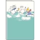 【2018年9月始まり】デルフィーノ B6マンスリー手帳 ムーミン ジャンプ MOO-36164