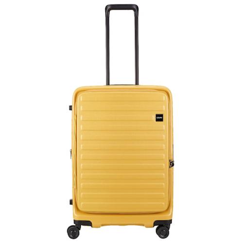 ロジェール(LOJEL) キューボ(CUBO) スーツケース 70L マスタード