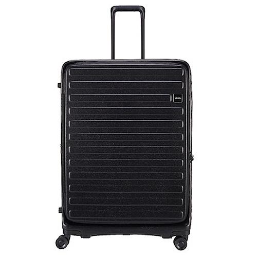 ロジェール(LOJEL) キューボ(CUBO) スーツケース 100L ブラック 【店頭のみ商品】
