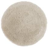 カームランド fucca 洗えるチェアーラグ CH-3846 アイボリー│カーペット・マット ラグ