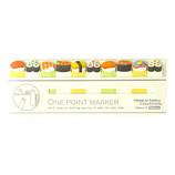 マインドウェイブ ONE POINT MARKER 751046 お寿司