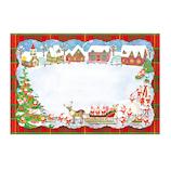 【クリスマス】 クリエイトジー クリスマス ミニカード CGXC1149