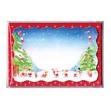 【クリスマス】 クリエイトジー クリスマス ミニカード CGXC1183