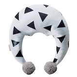 ルルド ホットネックマッサージピロー プロ AX−HXL391 ホワイト (管理医療機器)│リラックス・癒しグッズ マッサージャー