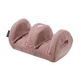 ルルド フットエアマッサージャー AX-HPL103 ピンク (管理医療機器)│リラックス・癒しグッズ 足つぼマッサージ・ツボ押しグッズ