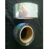 PA ホログラムメッキテープ シルバー
