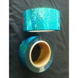 PA ホログラムメッキテープ スカイブルー