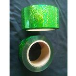 PA ホログラムメッキテープ グリーン