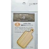 亀島商店 木製ミニチュアパーツ カティングボードB L WP−074│その他 クラフト用品