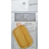 亀島商店 木製ミニチュアパーツ 四角皿C L WP−013