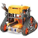 タミヤ カムプログラムロボット 工作セット 69922 ガンメタル/オレンジ