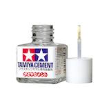 タミヤ タミヤセメント(角ビン) 87003 40mL│接着剤