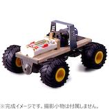 タミヤ 4輪駆動車工作基本セット 70113│工作用品