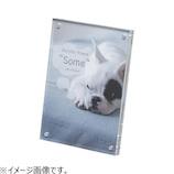 万丈 アクリルフレーム サム L判 100-540│アルバム・フォトフレーム フォトフレーム・写真立て