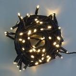 【クリスマス】 LED88球ストレートライト 電球色 HG88D