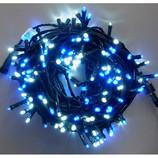 【クリスマス】 LED176球 ストレートライト 白青色 HG176WB