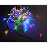 【クリスマス】コロナ産業 LED100球_シャインライト ADC100 ミックスカラー