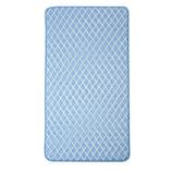 小泉ライフテックス マーベラス 敷きパッド シングル モロッカン ブルー