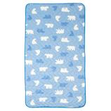 小泉ライフテックス マーベラスクール ネオプラス 敷きパッド シングル ブルー