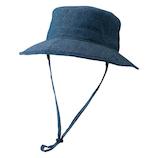 <東急ハンズ> 小泉ライフテックス マーベラスクールネオプラス ひも付きアウトドア帽子 ネイビー画像