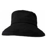<東急ハンズ> 小泉ライフテックス マーベラスクールネオプラス 日よけ付き2WAY帽子 ブラック画像