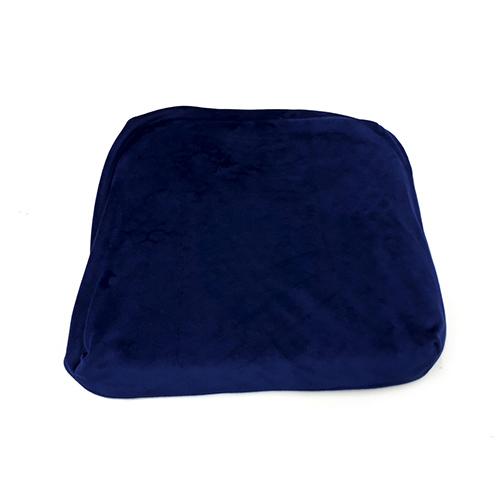 【お買い得】 スワリラ(SUWARELA) 体圧を分散するリラックスクッション 189-8038 A1 ネイビー│クッション 腰痛・骨盤矯正クッション