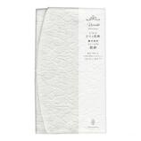 古川紙工 リバーシブル袱紗 STJQ0018 White Cream