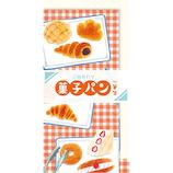 古川紙工 紙製パン 一筆箋 菓子パン LI327