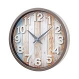 ノア 電波時計 ナタリー W−658 ブラウン