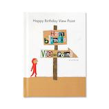 G.C.PRESS ブックカード 002-31 ハッピーバースデイビューポイント│カード・ポストカード バースデー・誕生日カード