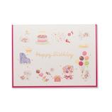 G.C.PRESS カード プレジール ベリー 004-63 BIRTH│カード・ポストカード バースデー・誕生日カード