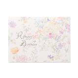 G.C.PRESS カード 004−69 イングリッシュガーデン BIRTH│カード・ポストカード バースデー・誕生日カード