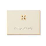 G.C.PRESS カード 四葉のクローバー 005-74 BIRTH