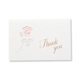 G.C.PRESS ミニカード ローズタンドル 011−33 THANK YOU