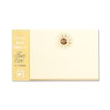G.C.PRESS 付箋カード 020-02 太陽