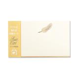 G.C.PRESS 付箋カード 020−03 羽根ペン